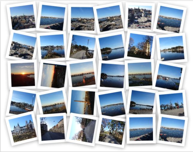 collage stockholm